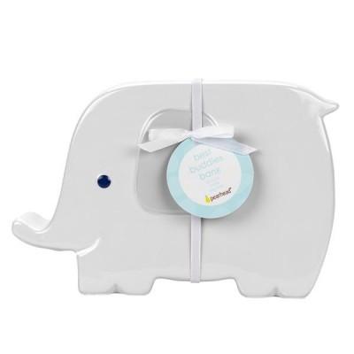 Elefante Cinza, Cofre de Cerâmica - Pearhead