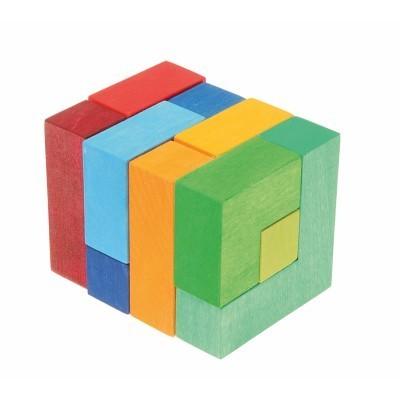 Puzzle Criativo Quadrado - Grimm's