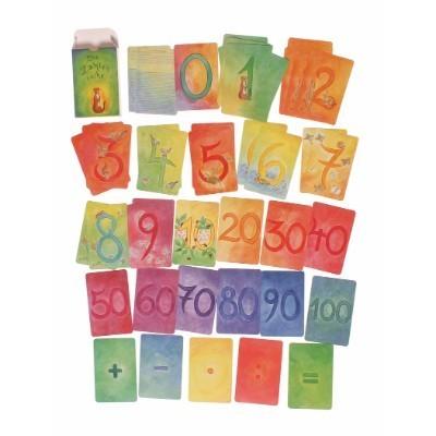 48 Cartas Números - Grimm's