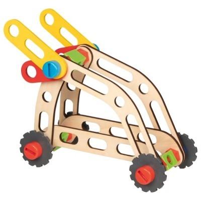 Maleta de Construção de Veículos - Goki