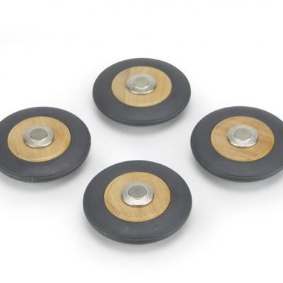 Rodas Magnéticas - Tegu