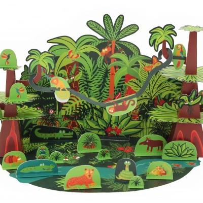 Floresta Tropical - Pukaca