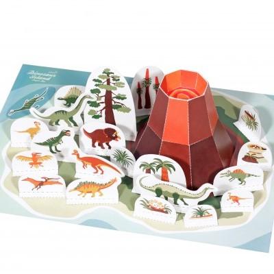 Ilha dos Dinossauros - Pukaca