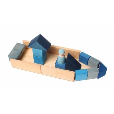 Casa Peg Azul - Grimm's
