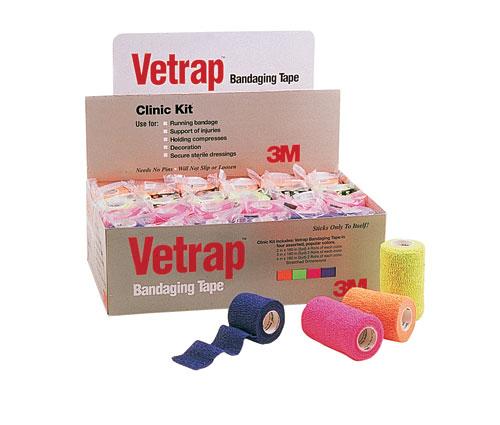 Ligadura 3M Vetrap