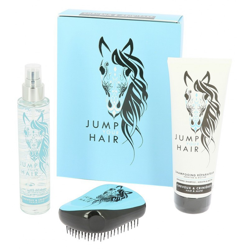 Caixa de Oferta JUMP YOUR HAIR