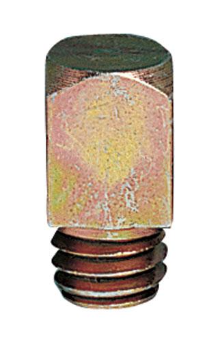 Pitons VAILLANT Rosca 3/8 Cabeça Quadrada 10mm
