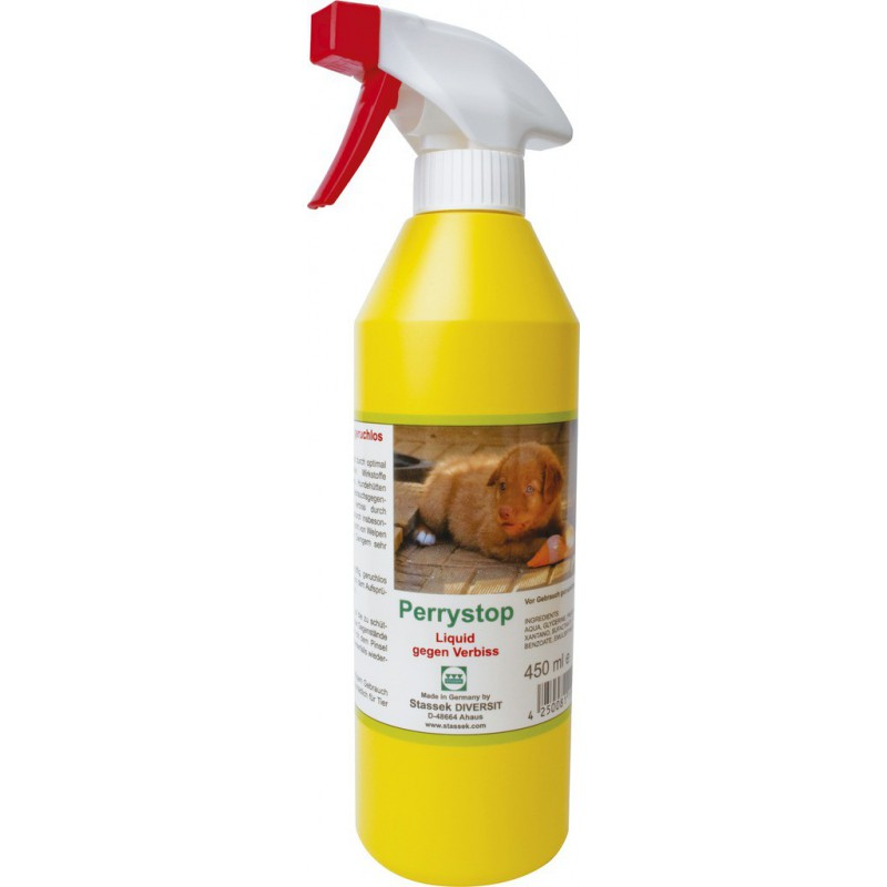 Spray Anti-mordeduras p/ Cão PERRYSTOP