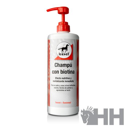 Shampoo com Biotina LEOVET