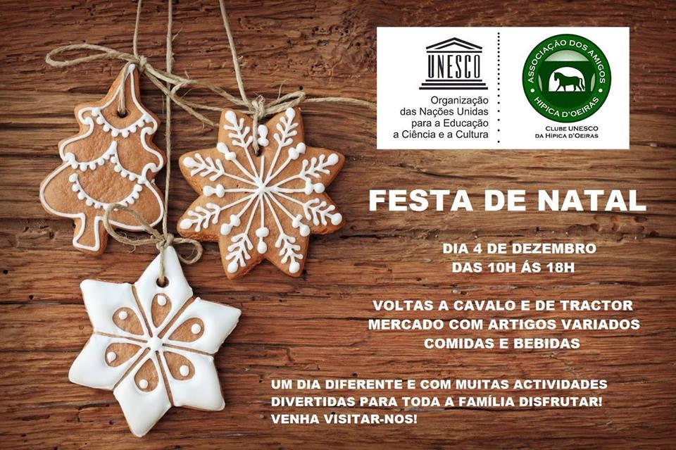 BHP na Festa de Natal na Hípica d'Oeiras