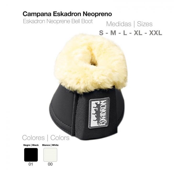 Cloches de Neopreno c/ Borrego ESKADRON