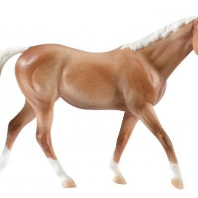 Breyer Palomino Appendix Quarter Horse - Classics
