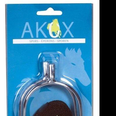 """Esporins de Adulto AKOX """"Prince of Wales"""""""