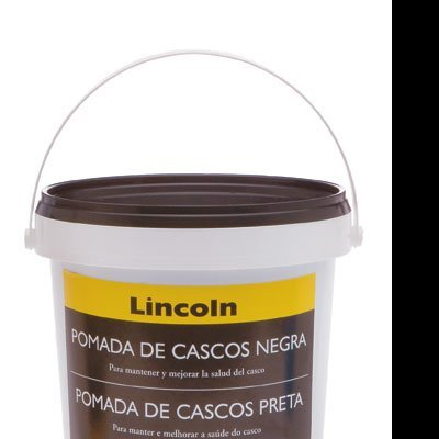 Pomada para Cascos LINCOLN Negro