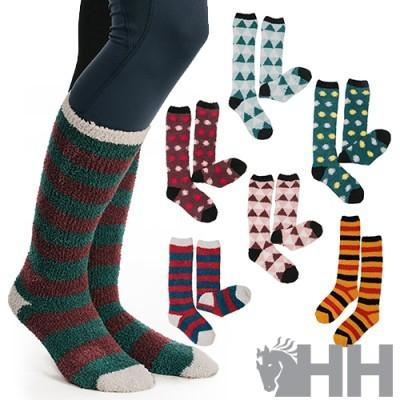 "Meias HORSEWARE ""Softie Socks"""