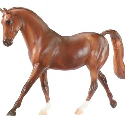 Breyer Dapple Chestnut Thoroughbred - Classics