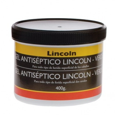 Gel Verde Anti-séptico LINCOLN