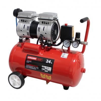 Compressor Ar Silencioso 24L 0,75HP