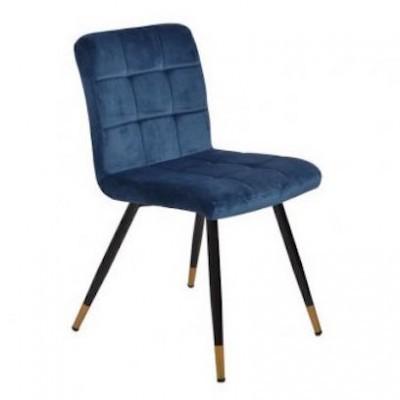 Cadeira Cube Azul