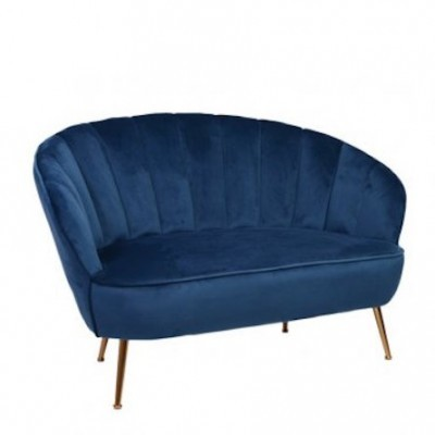 Sofá Shell Azul