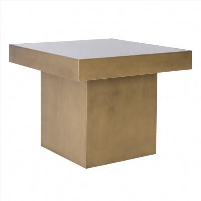 Mesa de Apoio Bronze Quadrada