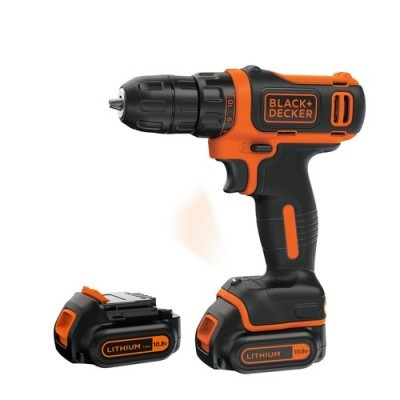 Black + Decker BDCDD12KB