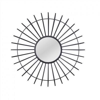 Espelho Rays Preto