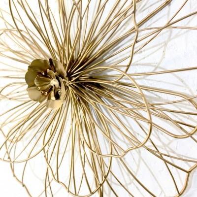 Flor Dourada Pequena