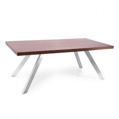 Mesa Rectangular Wood