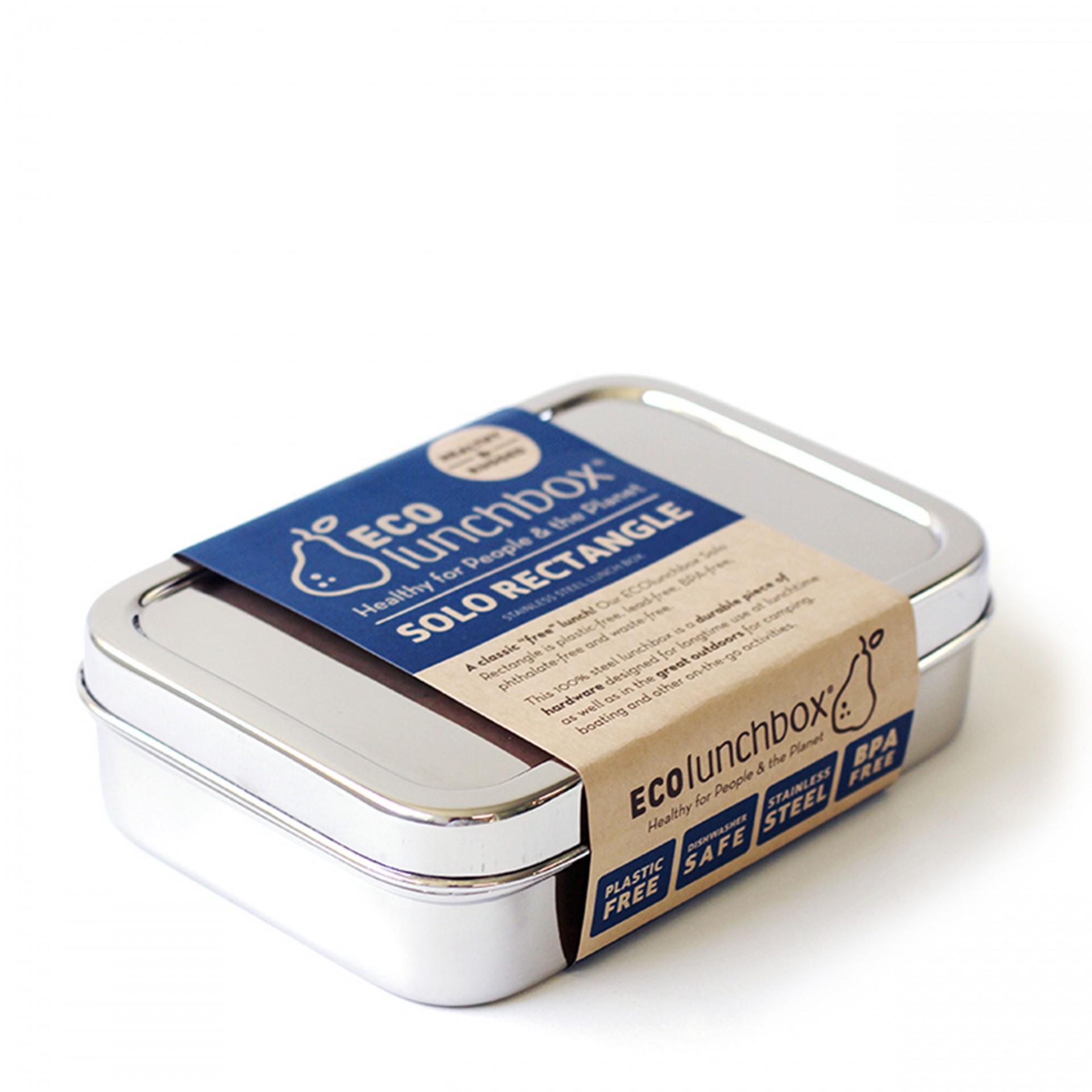 Marmita Solo Rectangle Lunchbox