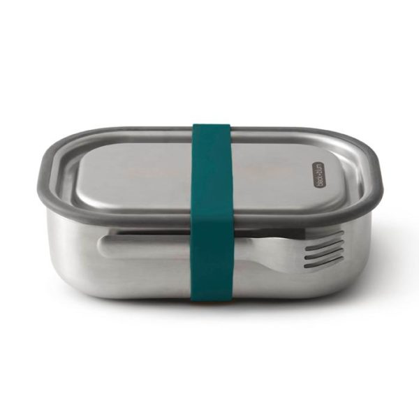 Marmita em Aço Inoxidável / STAINLESS STEEL LUNCH BOX _ OCEAN