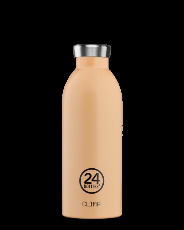 Clima Bottle - Peach Orange 500ml