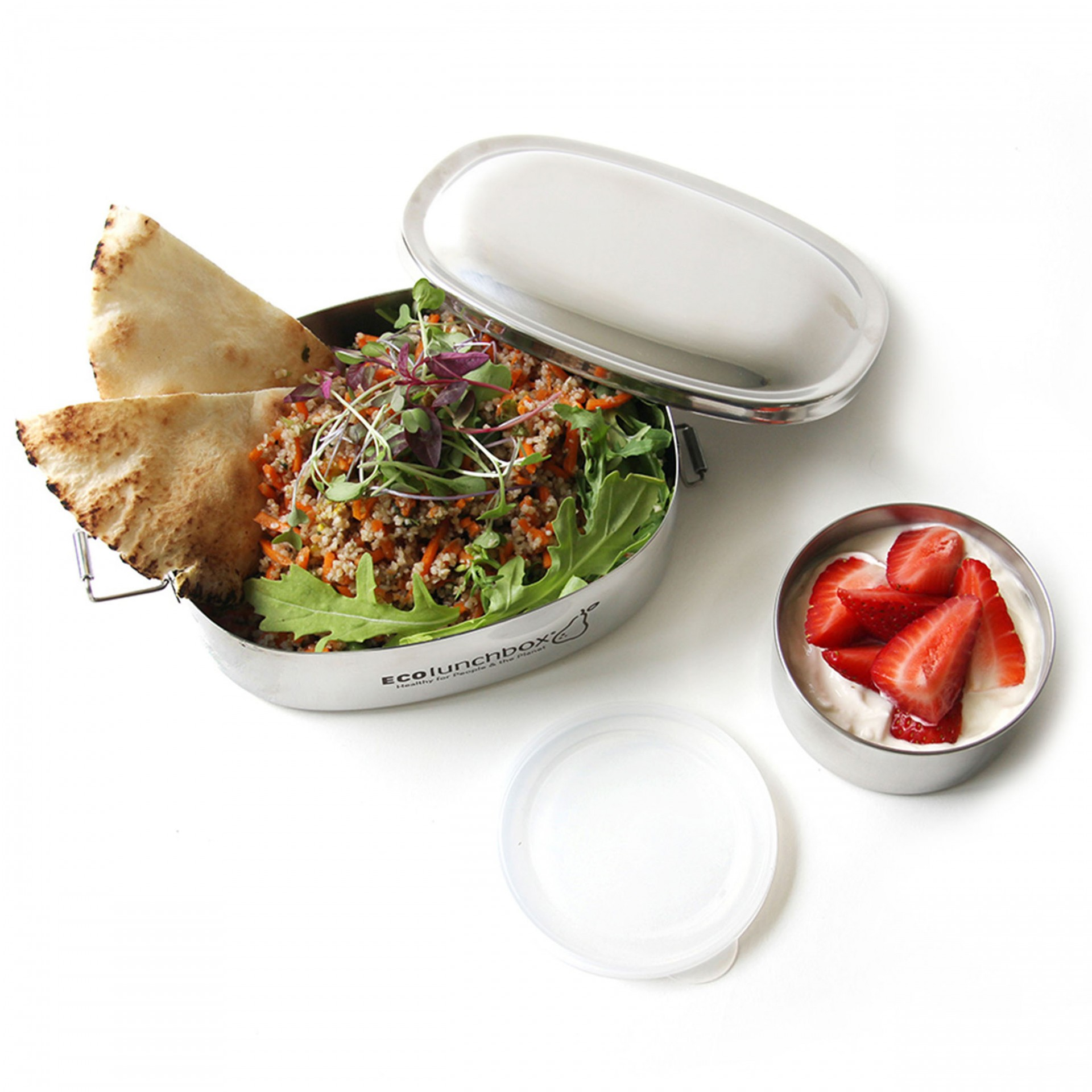 Marmita Lunchbox Oval and Snack Cup