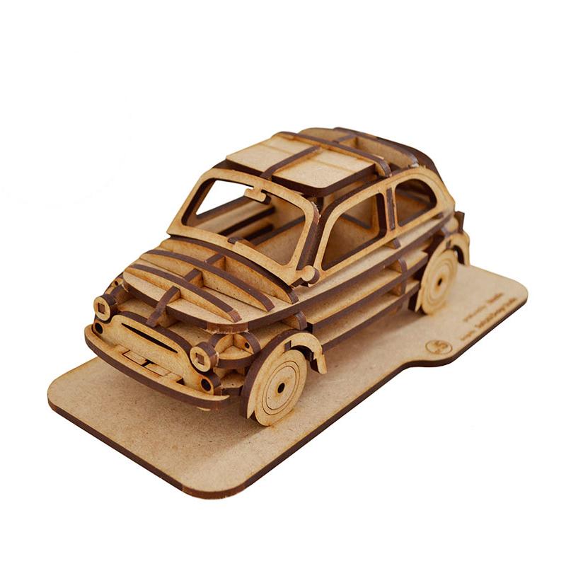 Puzzle 3D Classic car nº5