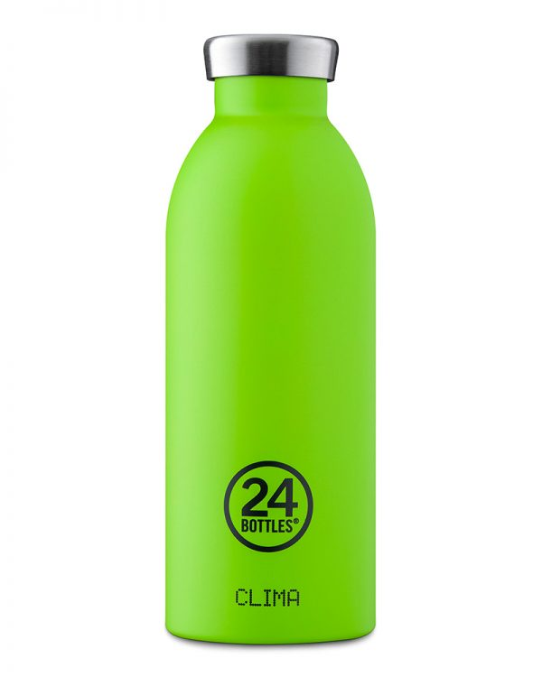 Clima Bottle - Lime Green