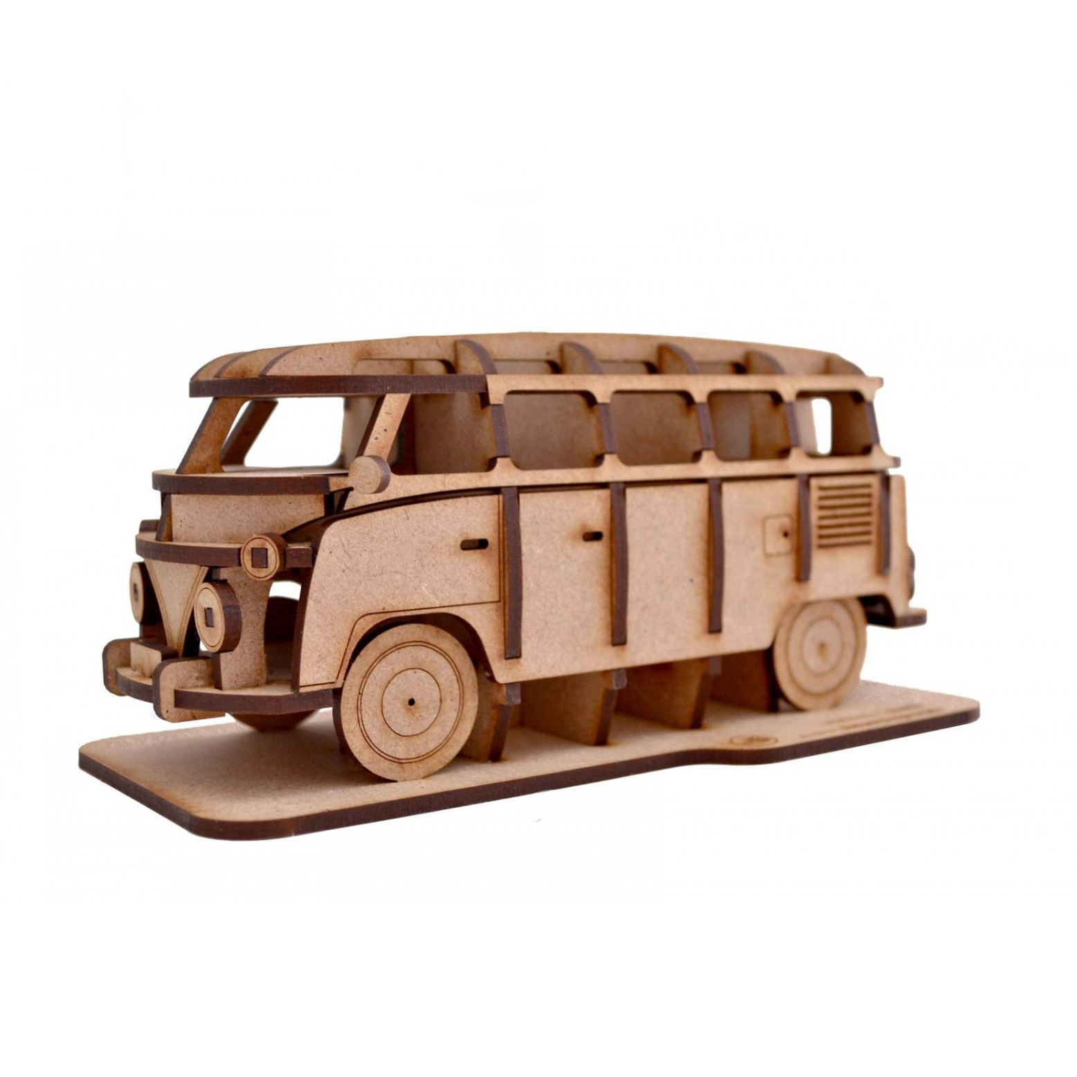 Puzzle 3D Classic car nº6