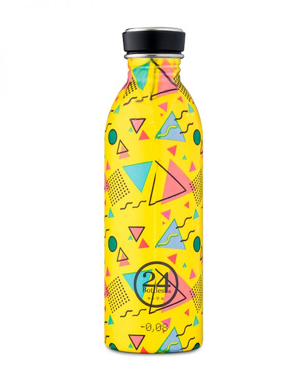 Urban Bottle - Big bubble yellow 500ml