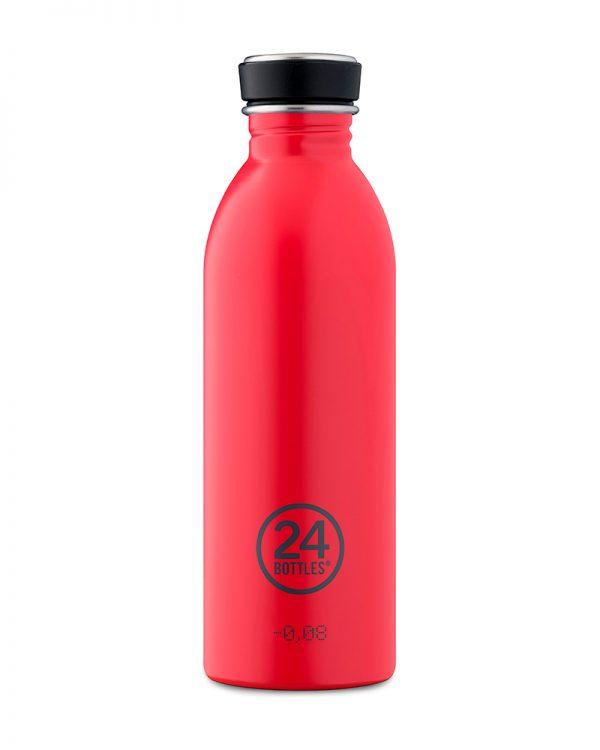 Urban Bottle - Hot Red 500ml