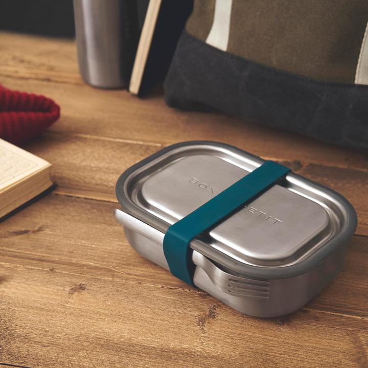Marmita em Aço Inoxidável / STAINLESS STEEL LUNCH BOX _ OLIVE