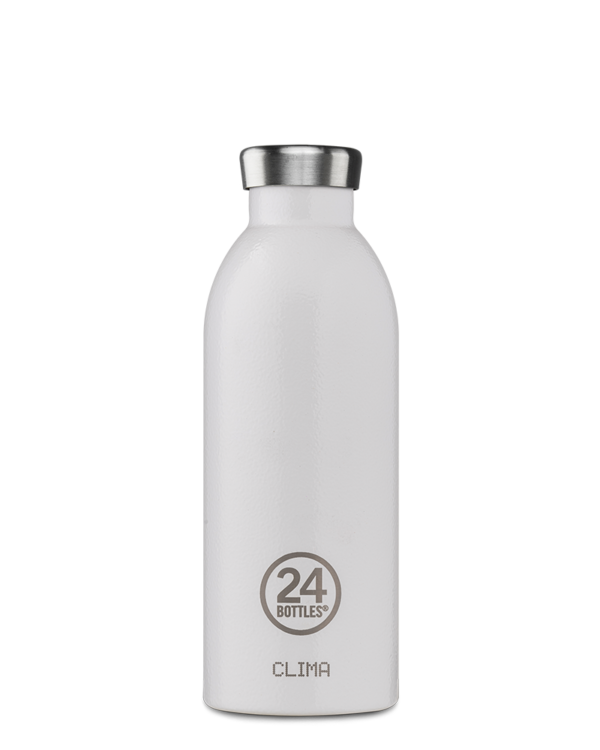 Clima Bottle - Artic White 500ml