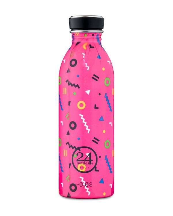 Urban Bottle - Lollipop Pink 500ml