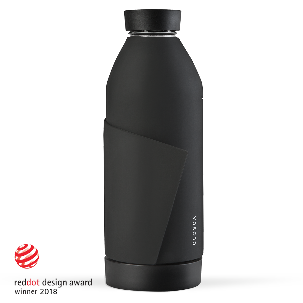 CLOSCA™ BOTTLE Black/Nude