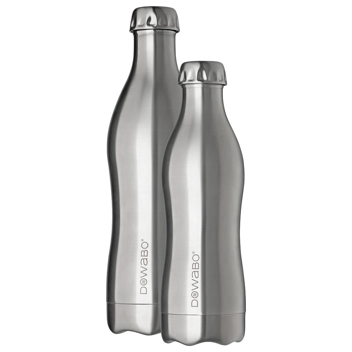 DOWABO® Bottle - Pure Steel 500ml