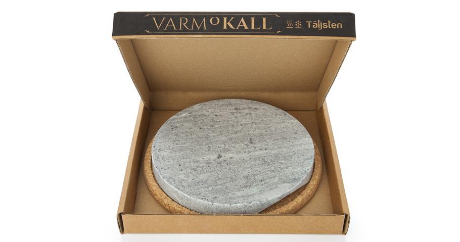 Pedra para Quentes e Frios VARM O KALL _ Täljsten®