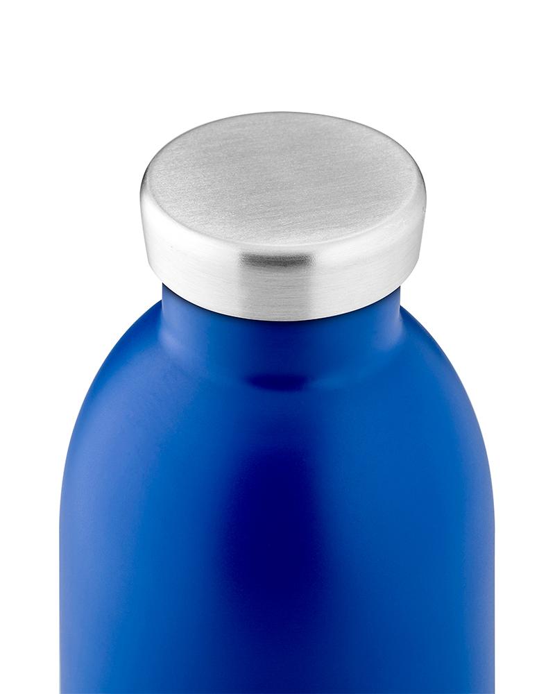 Clima Bottle - Gold Blue