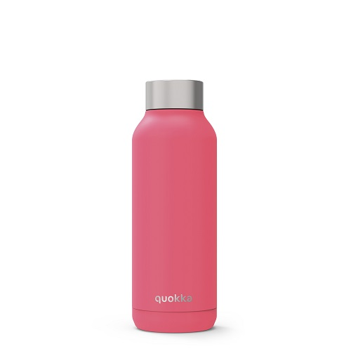 QUOKKA® Bottle - SOLID - BRINK PINK 510 ML