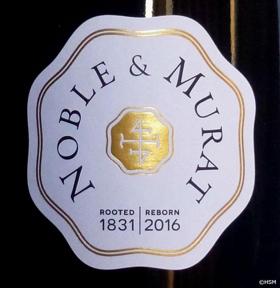 Noble & Murat Vintage Port 2016