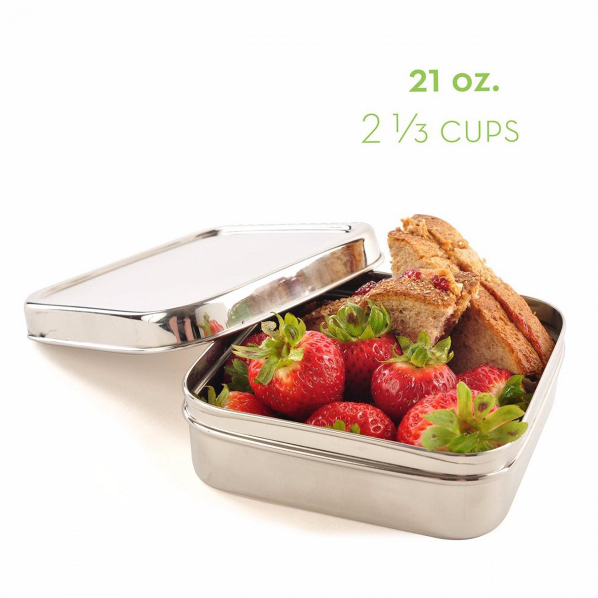Marmita Solo Cube Lunchbox