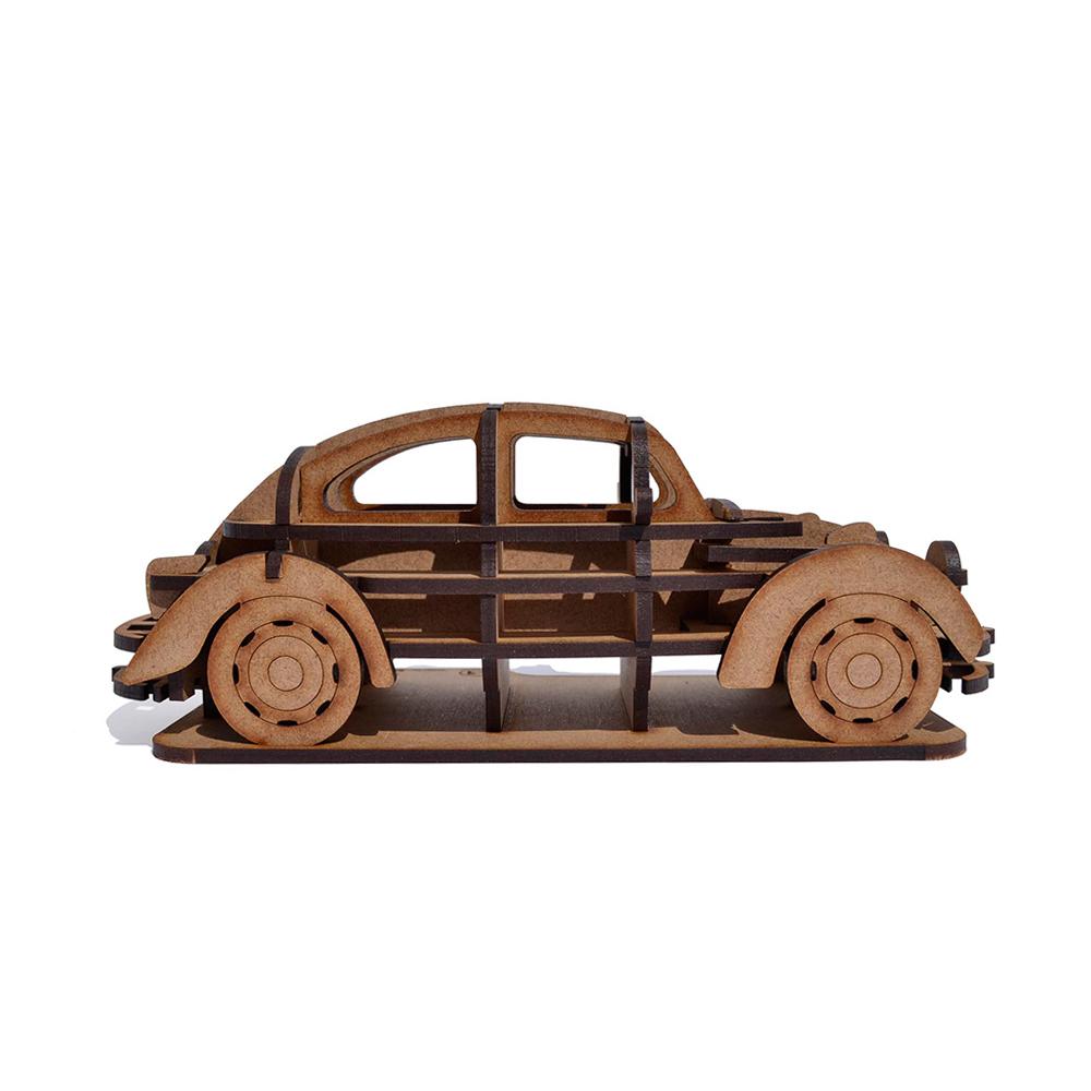 Puzzle 3D Classic car nº1