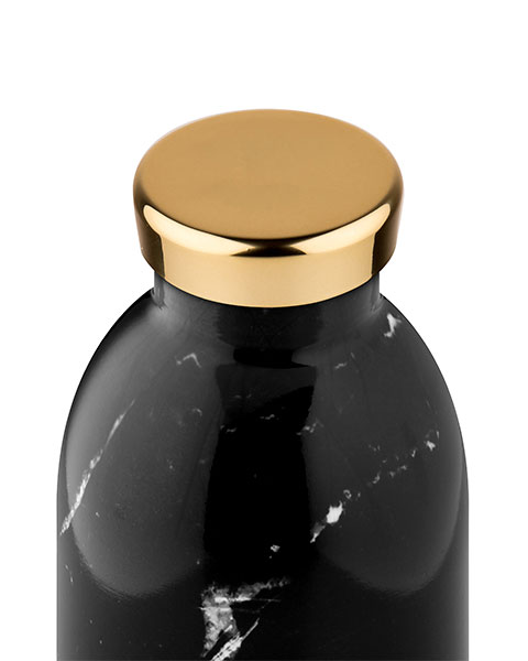Clima Bottle - Black Marble 500ml